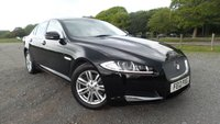 2012 JAGUAR XF 2.2 D LUXURY 4d AUTO 190 BHP £7500.00