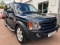 USED 2006 06 LAND ROVER DISCOVERY 2.7 3 TDV6 HSE 5d 188 BHP