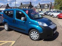 2014 PEUGEOT BIPPER 1.2 HDI TEPEE OUTDOOR 5d AUTO 75 BHP £5495.00