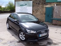 USED 2016 65 AUDI A1 1.0 TFSI SE 3d 93 BHP Only 14,000 Miles Service History Zero Rate Road
