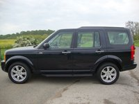 USED 2008 58 LAND ROVER DISCOVERY 3 2.7 3 TDV6 HSE 5d AUTO 188 BHP Discovery 3, 2.7 tdv6 HSE Auto