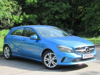 2016 MERCEDES-BENZ A CLASS 1.5 A 180 D SPORT EXECUTIVE 5d 107 BHP £15000.00