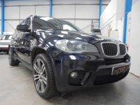 2011 BMW X5 3.0 XDRIVE30D M SPORT 5d AUTO 241 BHP £15995.00