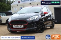 USED 2015 15 FORD FIESTA 1.0 ZETEC S BLACK EDITION 3d 139 BHP