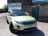 USED 2013 13 LAND ROVER RANGE ROVER EVOQUE 2.2 TD4 PURE 5d 150 BHP One Former Owner Full Service History