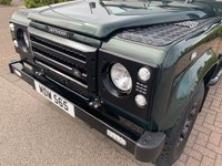 USED 2000 W LAND ROVER DEFENDER 2.5 90 COUNTY S/W TD5 3d 120 BHP