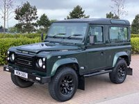 2000 LAND ROVER DEFENDER