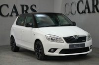 USED 2011 11 SKODA FABIA 1.4 VRS DSG 5d 180 BHP Gloss Black 17 Inch Alloy Wheels,Climate Control, LED Daytime Running Lights, Leather Multi Function Steering Wheel, On-board Computer