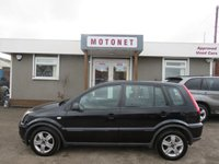 2009 FORD FUSION 1.6 ZETEC 5DR AUTOMATIC 100 BHP £4200.00