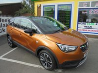USED 2017 67 VAUXHALL CROSSLAND X 1.2 ELITE ECOTEC S/S 5d 109 BHP **JUST ARRIVED...**ONLY 9,000 MILES FROM NEW...NO DEPOSIT DEALS