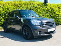2014 MINI COUNTRYMAN 2.0 COOPER D 5d AUTO 110 BHP £12290.00