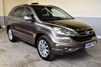 USED 2010 60 HONDA CR-V 2.2 I-DTEC EX 5d 148 BHP Stunning bronze 2010 Honda CR-V EX 4x4 Diesel with 2 owners from new! PX Welcome, Finance available.