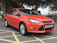 2011 FORD FOCUS 1.6 ZETEC 5d 124 BHP £SOLD