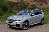 2017 BMW X5 3.0 XDRIVE40D M SPORT 5d AUTO 309 BHP £39995.00