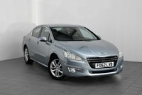 USED 2012 62 PEUGEOT 508 1.6 HDI ACTIVE 4d 112 BHP Call us for Finance