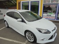 USED 2014 14 FORD FOCUS 1.6 ZETEC S TDCI 5d 113 BHP