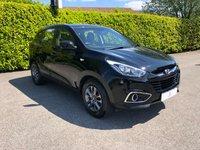 2014 HYUNDAI IX35 1.7 S CRDI 5d 114 BHP £8990.00