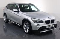 USED 2010 10 BMW X1 2.0 XDRIVE18D SE 5d 141 BHP Demo and 2 OWNERS with 5 Stamp SERVICE HISTORY