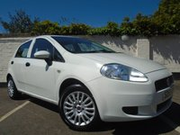 2009 FIAT GRANDE PUNTO 1.4 ACTIVE 8V 5d 77 BHP £2999.00