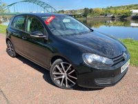 USED 2009 09 VOLKSWAGEN GOLF 1.4 S TSI DSG 5d AUTO 121 BHP **HEATED SEATS, ALLOY WHEEL UPGRADE**