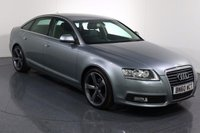 USED 2010 60 AUDI A6 2.0 TDI E SE 4d 134 BHP MORE THAN £5000 OPTIONAL EXTRAS FITTED