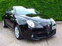 2010 ALFA ROMEO MITO 1.4 LUSSO 16V 3d 95 BHP £3275.00