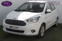 USED 2017 17 FORD KA+ 1.2 ZETEC 5d 84 BHP