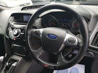 USED 2013 13 FORD FOCUS 2.0 ST-3 5d 247 BHP FSH+LEATHER+ALLOYS+CRUISE+H/S