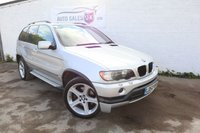 USED 2003 N BMW X5 4.6 IS 5d AUTO 342 BHP