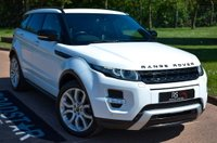 2011 LAND ROVER RANGE ROVER EVOQUE 2.2 SD4 Dynamic Lux AWD 5dr £17990.00