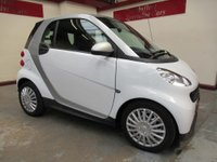 2012 SMART FORTWO 1.0 Pure 2dr £4750.00