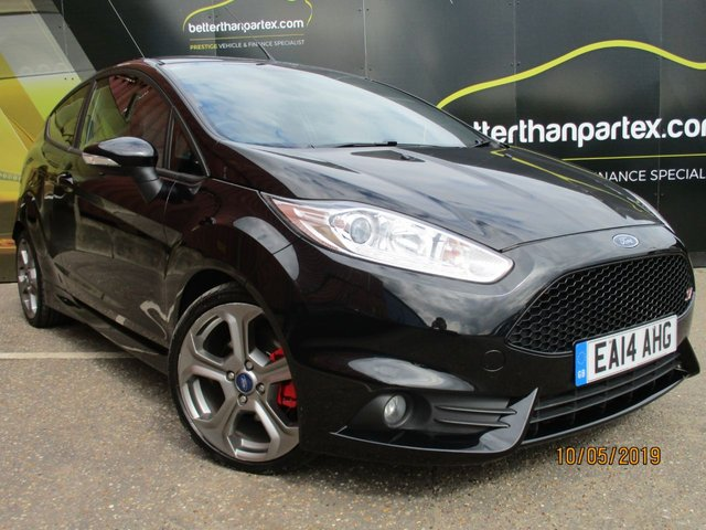 2014 14 FORD FIESTA 1.6 ST-2 3d 180 BHP 65,000 MILES 1 OWNER FROM NEW
