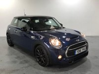 USED 2016 16 MINI HATCH COOPER 2.0 COOPER SD 3d 168 BHP TOP SPEC VEHICLE WITH MANY EXTRAS