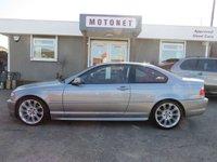 2005 BMW 3 SERIES 2.5 325CI SPORT AUTOMATIC SSG 2D 190 BHP £3440.00