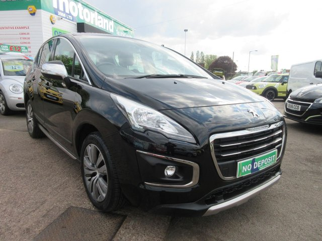 USED 2014 14 PEUGEOT 3008 1.6 HDI ACTIVE 5d 115 BHP ** 01543 454566 ** JUST ARRIVED **