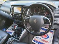 USED 2015 15 MITSUBISHI L200 2.4 DI-D 4X4 BARBARIAN DCB 1d 178 BHP