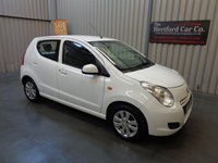 2013 SUZUKI ALTO 1.0 SZ4 5d AUTO 68 BHP £4495.00