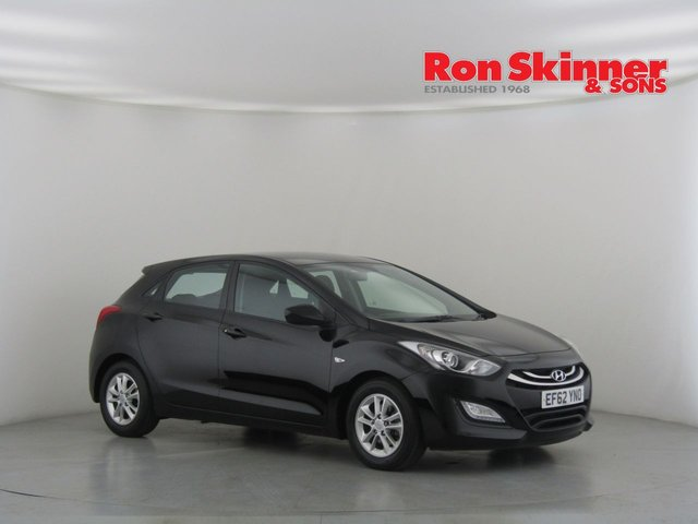 View our 2012 62 HYUNDAI I30 1.4 ACTIVE 5d 98 BHP