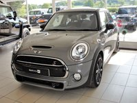 USED 2017 67 MINI HATCH COOPER 2.0 COOPER SD 5d 168 BHP Satellite Navigation, Sports Seats, LED Headlights. ULEZ Exempt. Fantastic specification Mini Cooper SD with a Chili Pack in a really cool colour of metallic Moonwalk grey. The specification includes Satellite Navigation, upgraded 17in gloss black roulette spoke alloys wheels, Sports Seats with cloth/leather diamond black upholstery.