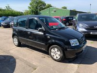 USED 2008 58 FIAT PANDA 1.2 DYNAMIC 5d 59 BHP FREE 12 MONTH AA ROADSIDE RECOVERY INCLUDED