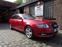 2011 AUDI A6 2.7 AVANT TDI QUATTRO SE 5d AUTO 187 BHP £8995.00