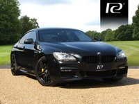 USED 2014 14 BMW 6 SERIES 3.0 640D M SPORT GRAN COUPE 4d AUTO 309 BHP