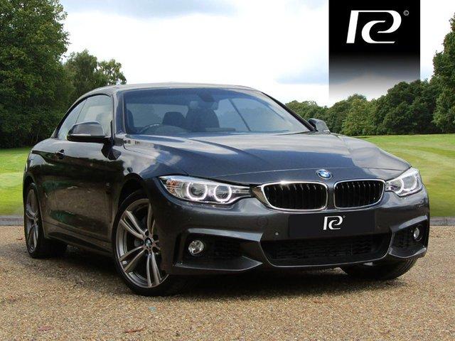 2015 BMW 4 SERIES 3.0 435D XDRIVE M SPORT 2d AUTO 309 BHP