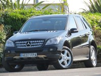 USED 2007 07 MERCEDES-BENZ M CLASS 3.0 ML280 CDI SPORT 5d AUTO 188 BHP