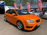 USED 2007 07 FORD FOCUS 2.5 ST-2 3d 225 BHP