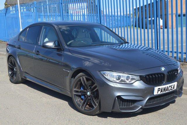 2015 15 BMW M3 3.0 M3 4d AUTO 426 BHP