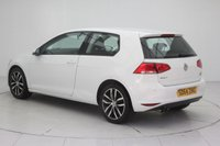 USED 2014 64 VOLKSWAGEN GOLF 1.4 MATCH TSI BLUEMOTION TECHNOLOGY 3d 120 BHP