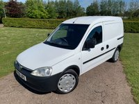 USED 2006 56 VAUXHALL COMBO VAN 1.7 1700 CDTI SWB H/C 1d 101 BHP Full Service History + Cambelt  Full Service History, MOT 05/20, Recent Full Service Inc Discs And Pads, Cambelt Replaced @ 138k , Very Very Tidy Van, Central Locking, DAB Stereo, Aux In/ Usb/ Cd/ Stereo, Drives Absolutely Spot On, Ready To Work, Bulkhead, Recent Full Service+ Alternator Replaced, You Will Not Be Dissapointed!