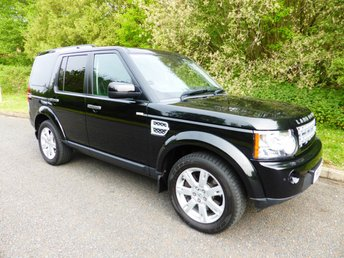 2011 LAND ROVER DISCOVERY 3.0 4 SDV6 XS 5d AUTO 245 BHP £16500.00