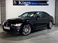 2015 BMW 3 SERIES 3.0 335D XDRIVE M SPORT 4dr AUTO £17990.00